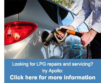 Apollo LPG repairs and servicing