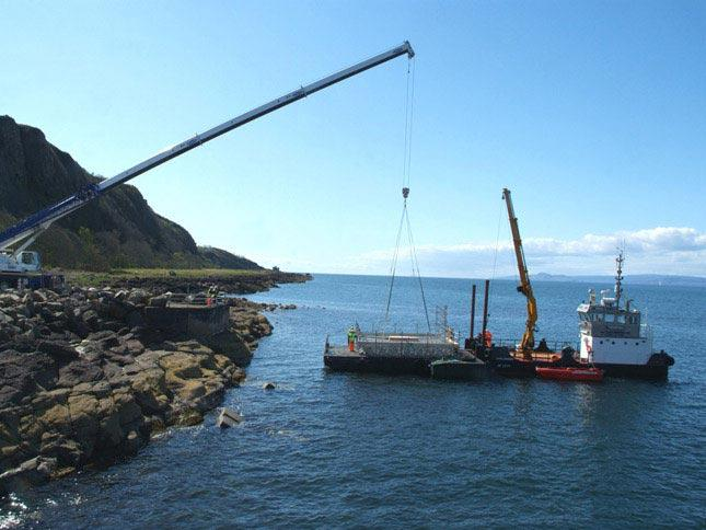 Hunterston Jetty Repair - Phase 1 - Image 3
