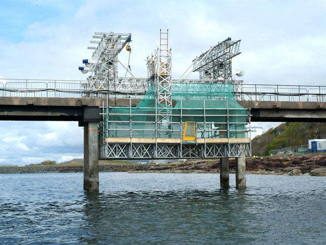 Hunterston Jetty Repair - Phase 1 - Image 4