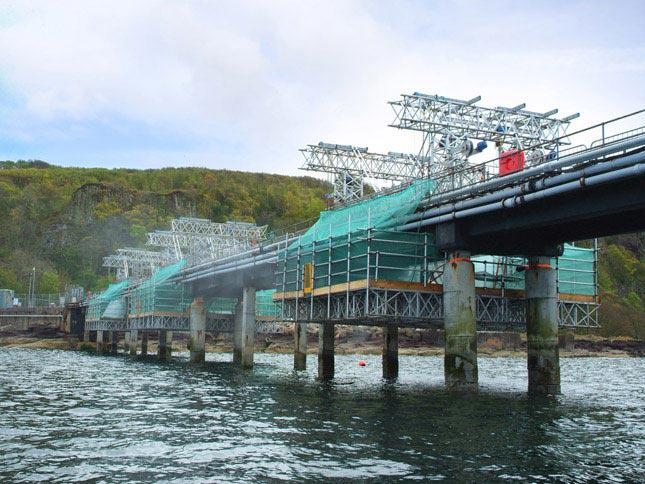 Hunterston Jetty Repair - Phase 1 - Image 5
