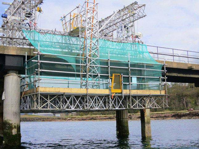 Hunterston Jetty Repair - Phase 1 - Image 6