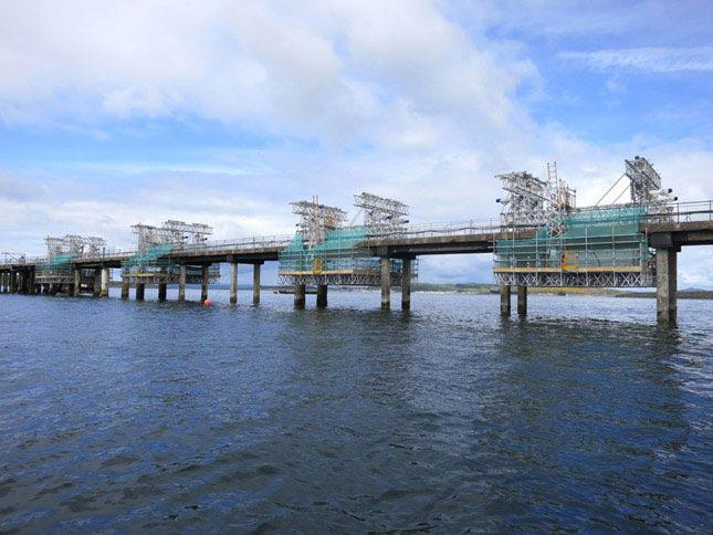 Hunterston Jetty Repair - Phase 1 - Image 9
