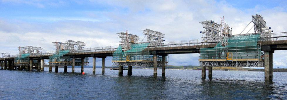 Hunterston Jetty Repair - Phase 1